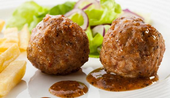 Image Result For Recetas Carne De Soya Albondigas