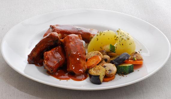 costillas-de-cerdo-con-salsa-barbecue