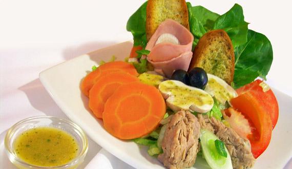 Ensalada naturista gourmet - Ensaladas gourmet faciles ...