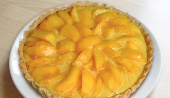 tarta-de-duraznos-y-limon