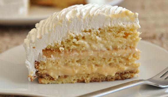 Receta Torta Tres Leches Gourmet