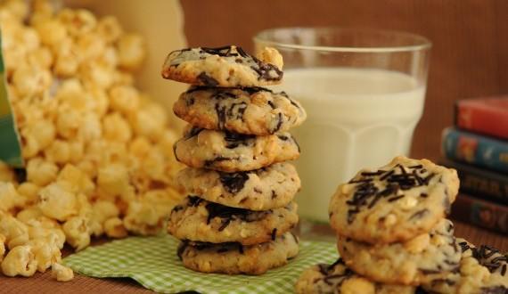 Receta galletas de cabritas