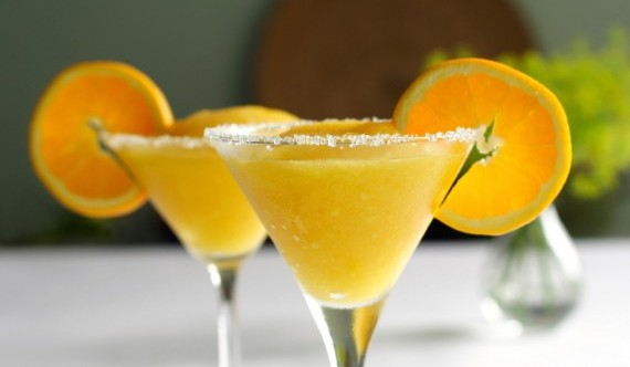 Receta Mango Sour