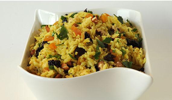 ¿Cómo hacer arroz al curry?