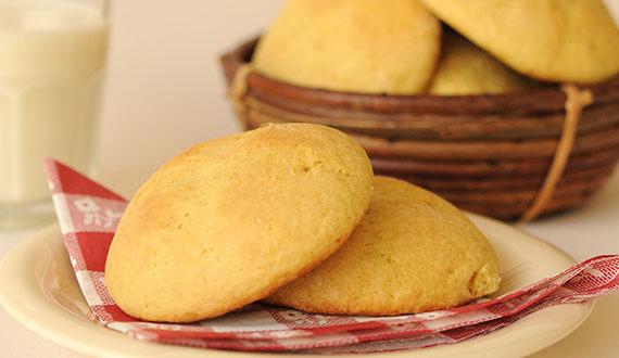 Receta para cocinar pan dulce