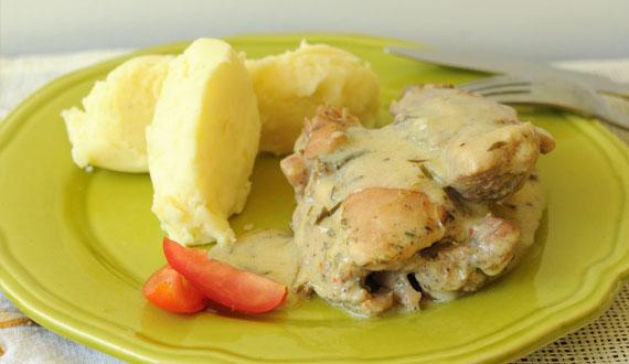 ¿Cómo hacer pollo a la mostaza?