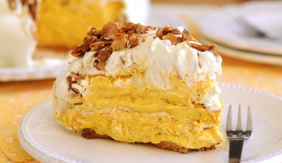 ¿Cómo hacer torta merengue lúcuma?