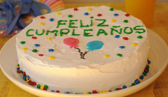 Receta Torta Cumpleaños Infantil