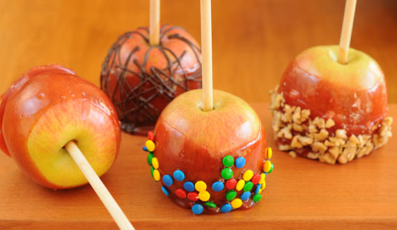 Manzanas Confitadas