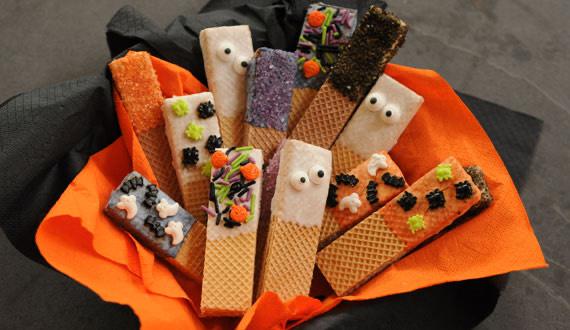 Receta Galletas de Halloween