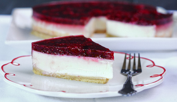 Receta tarta de yogurt