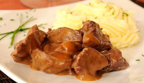 ¿Cómo hacer una salsa para carne?