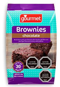 Mezcla lista para Brownies