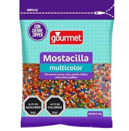 Mostacilla Multicolor