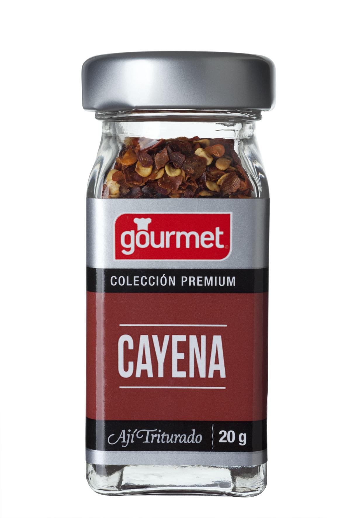 Pimienta Cayena en Escamas