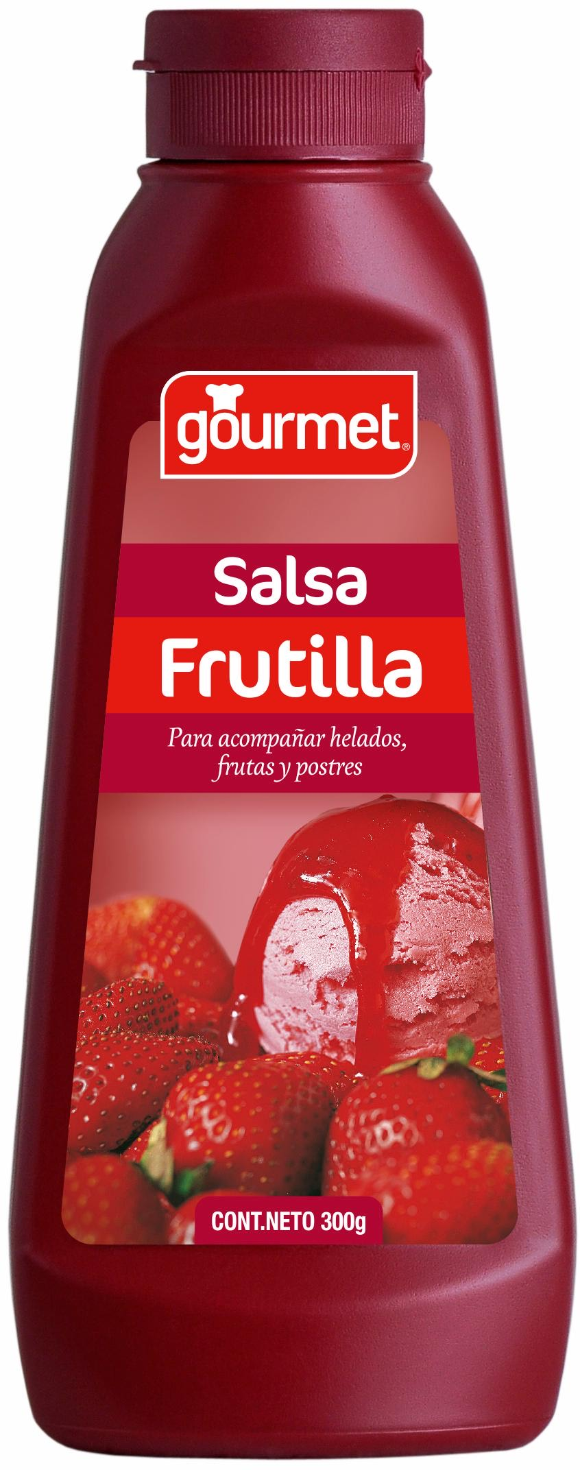 Salsa de Frutilla