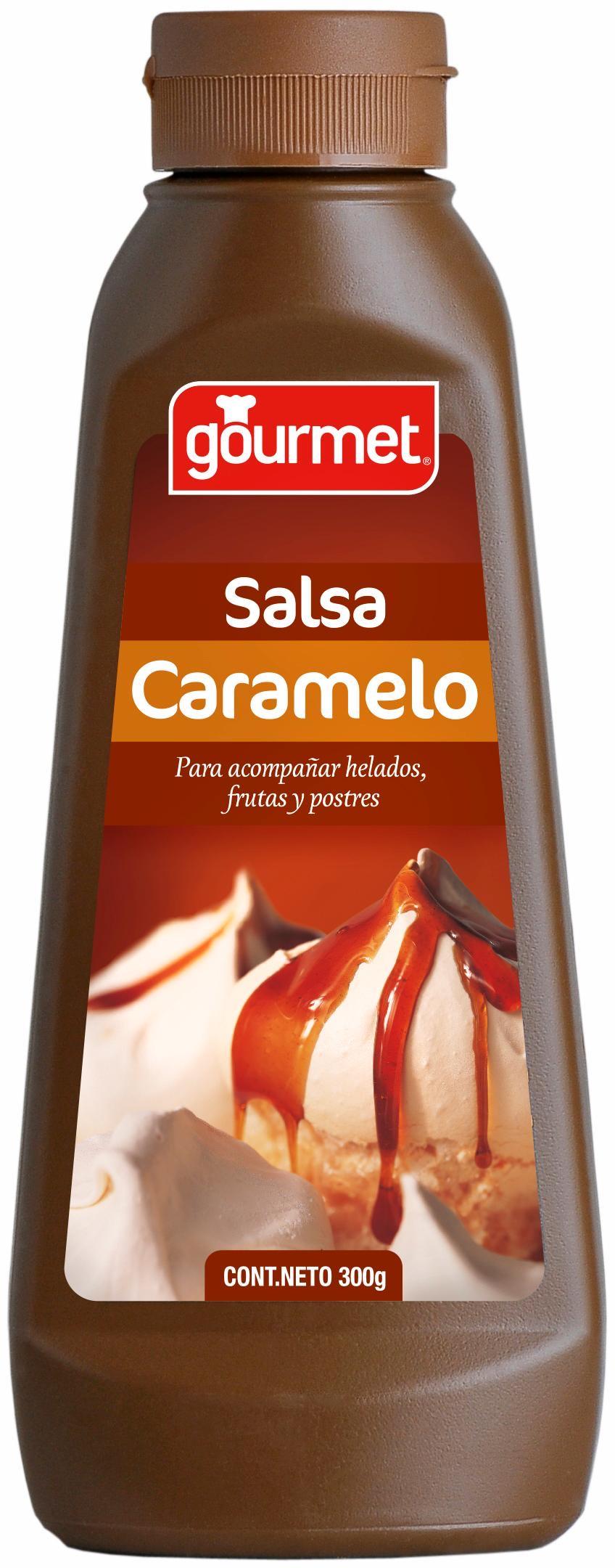 Salsa de Caramelo