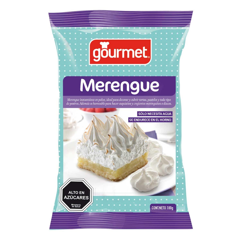 Base Para Merengue Gourmet