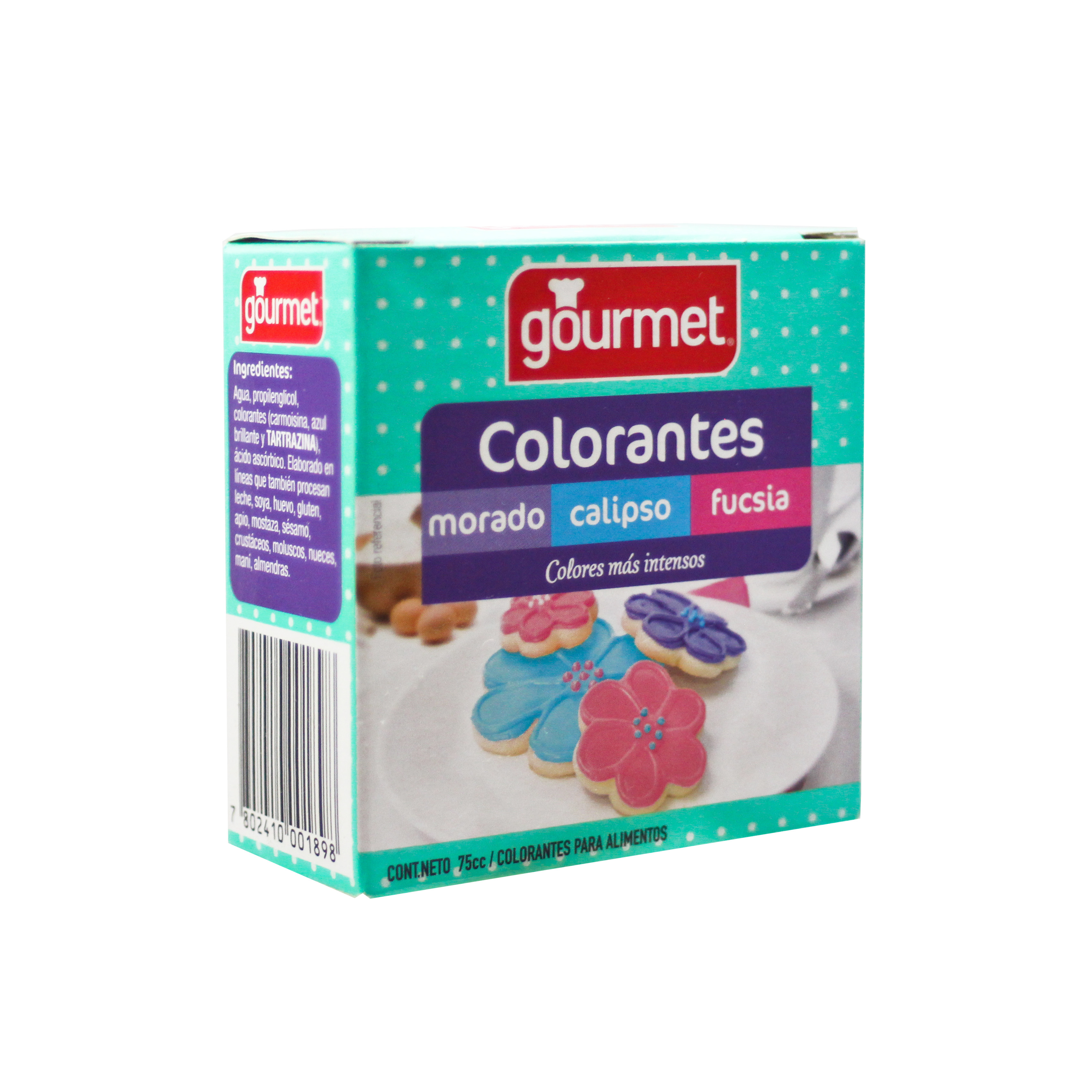 Colorantes Morado – Calipso – Fucsia