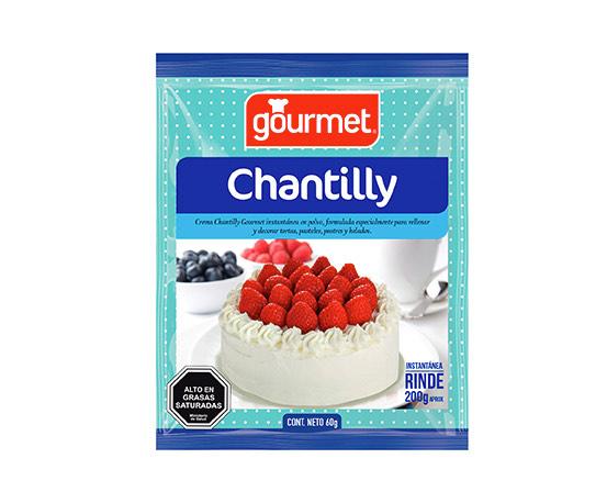 Base Para Crema Chantilly Gourmet