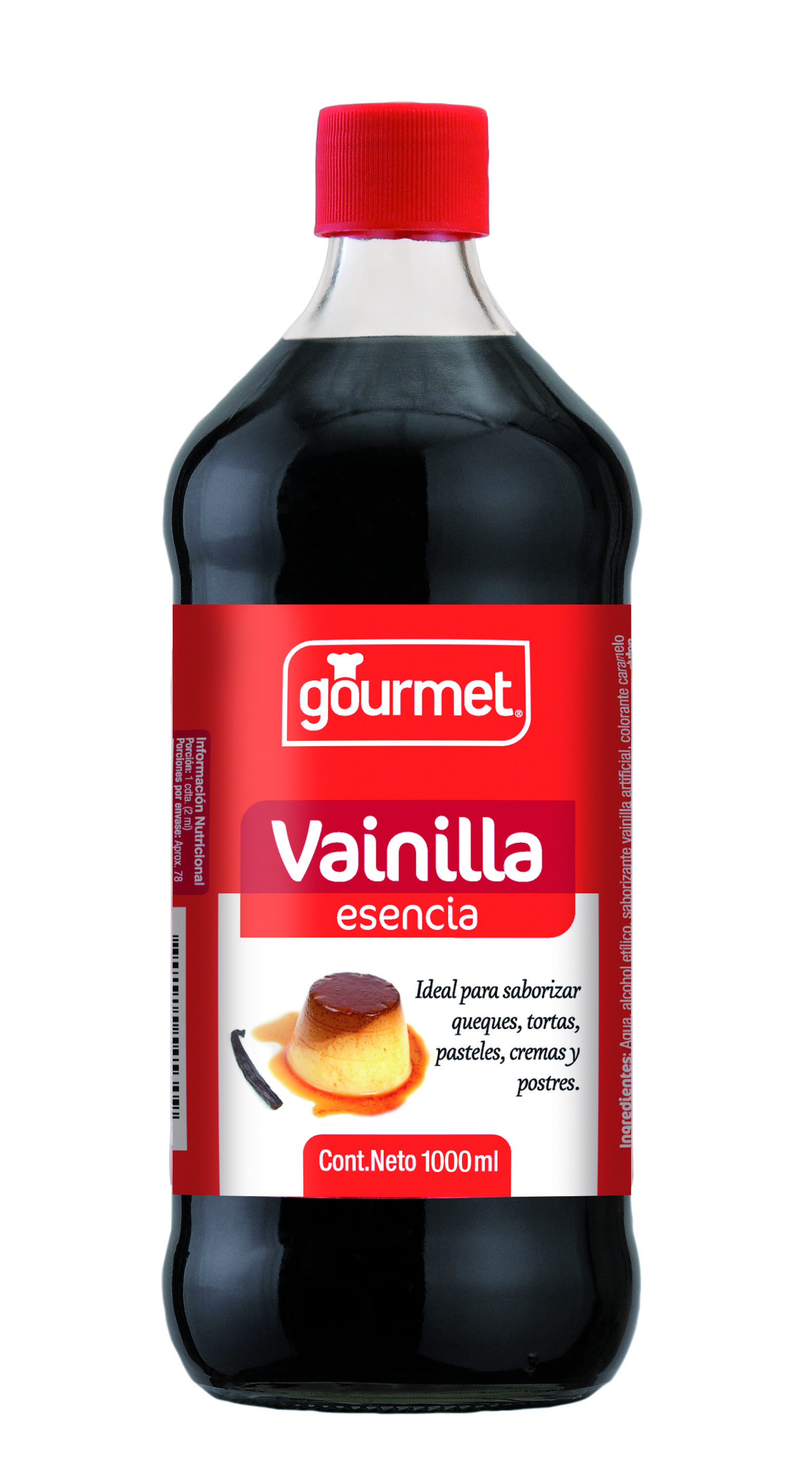 Esencia de Vainilla Food Service