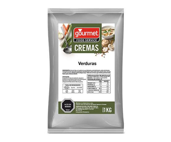 Crema de Verduras Food Service