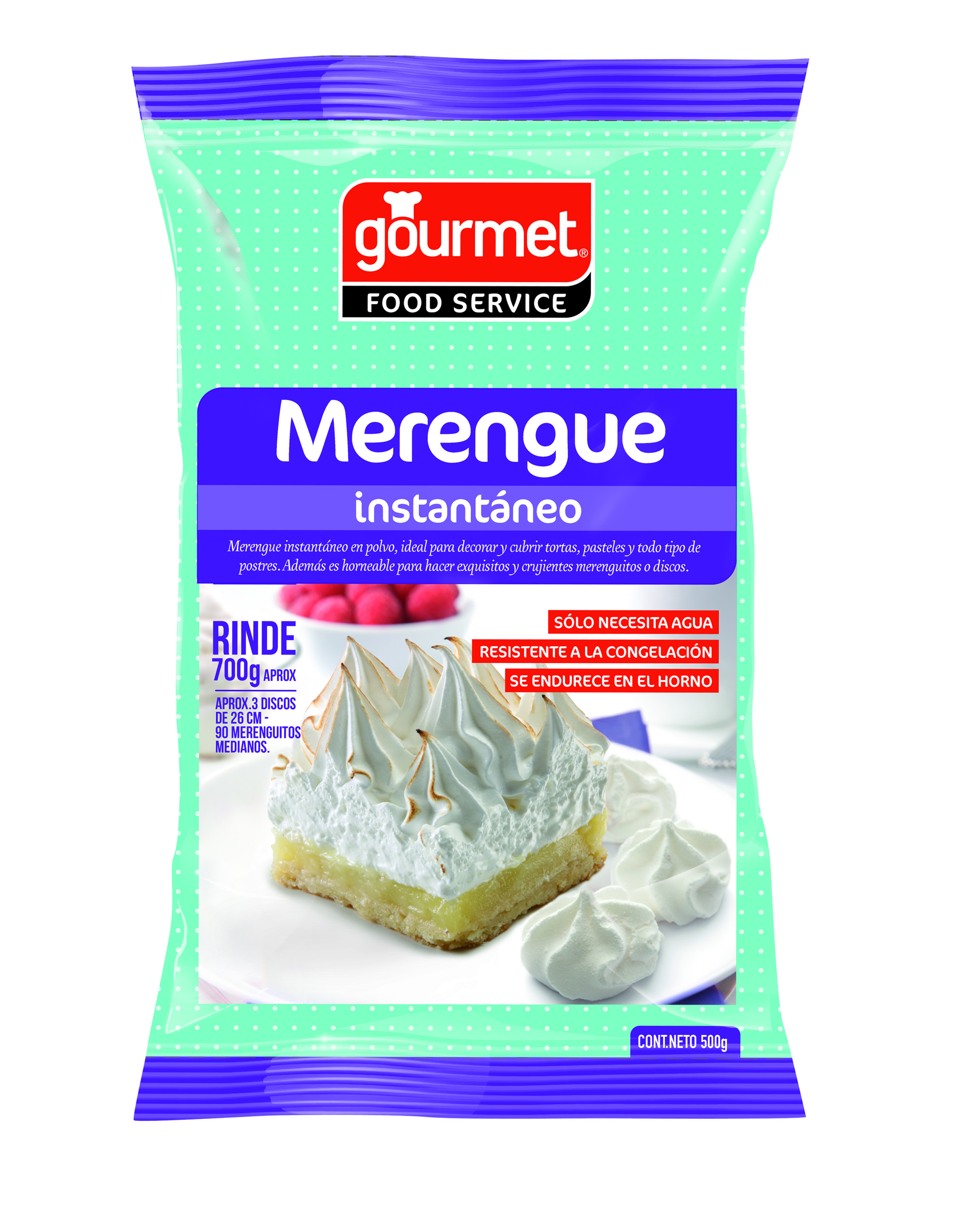 Base para Merengue Food Service | Gourmet