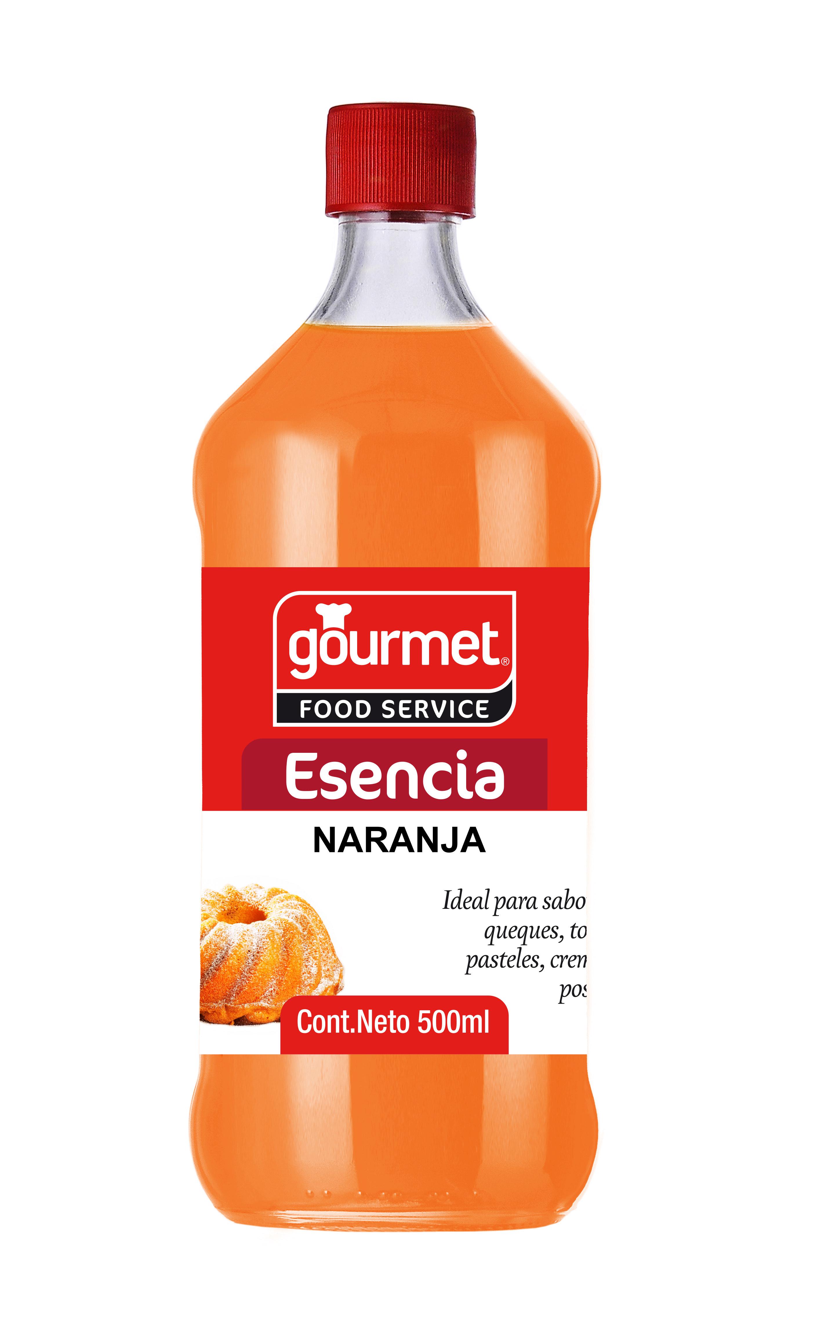 Esencia de Naranja Food Service