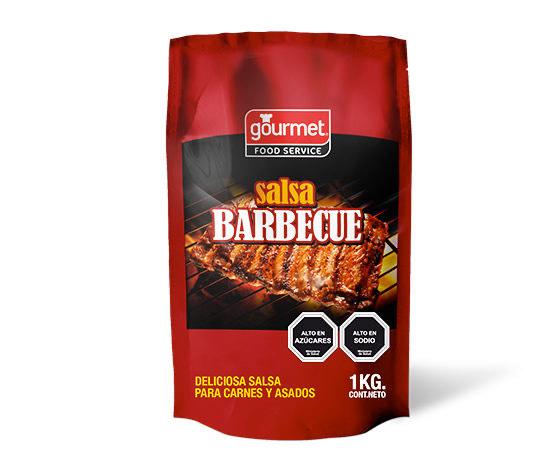 Salsa Barbecue Food Service