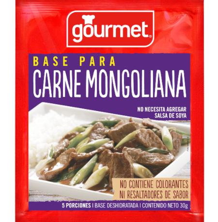 Base para Carne Mongoliana