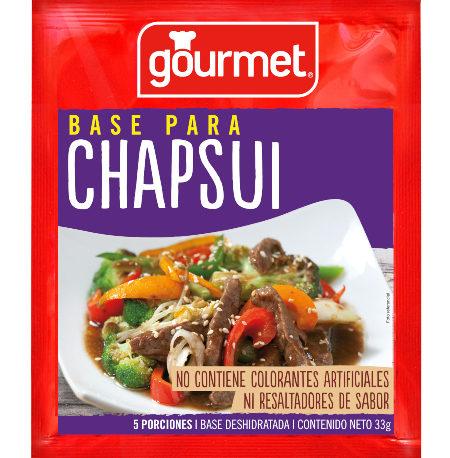 Base para Chapsui