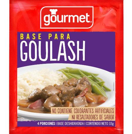 Base para Goulash