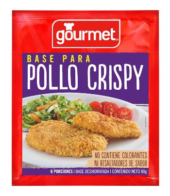 Base para Pollo Crispy