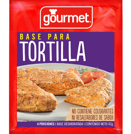 Base para Tortilla