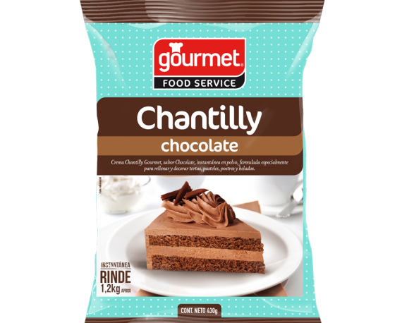 Chantilly Chocolate 430g