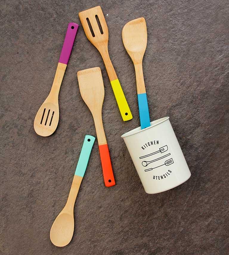 Pack utensilios gourmet for Utensilios de cocina gourmet