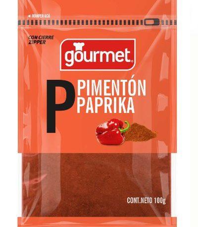 Pimentón Páprika