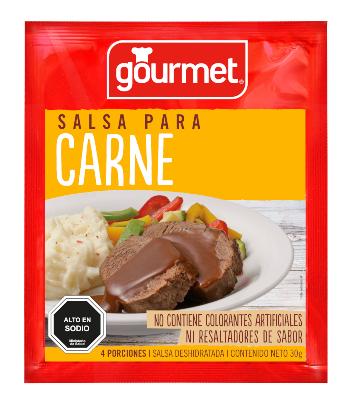Salsa sabor Carne