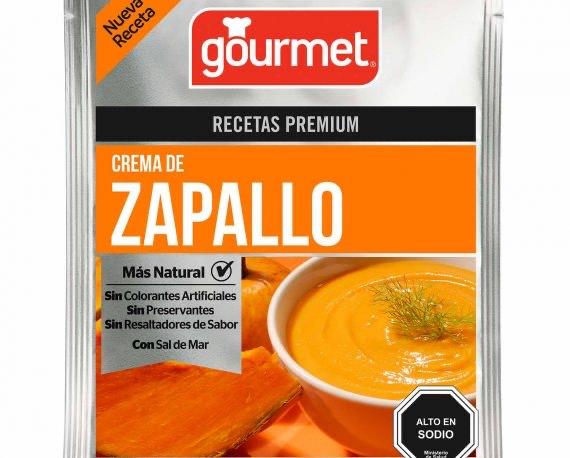 Crema de Zapallo