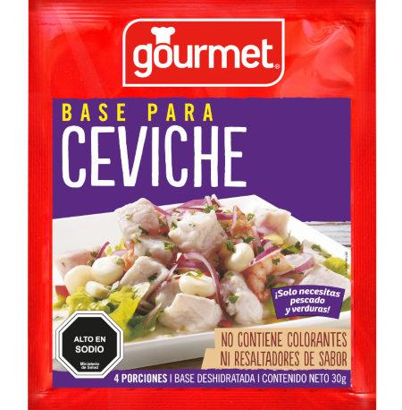 Base para Ceviche