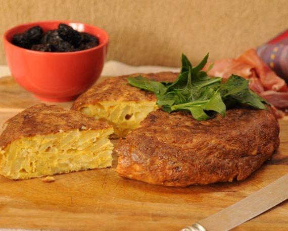 ¿Cómo hacer tortilla española?