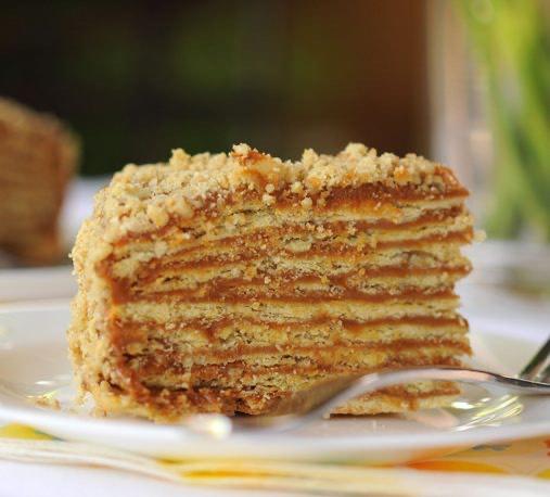 Cómo hacer Torta Mil Hojas