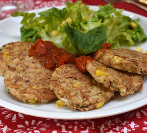 Receta croquetas de at n gourmet for Cocinar jurel