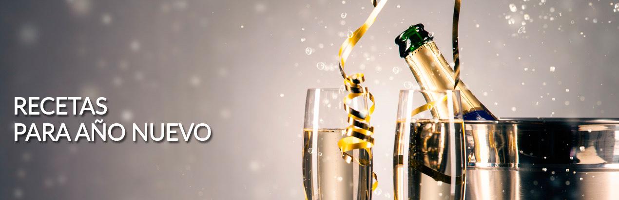 Recetas Cenas Año Nuevo