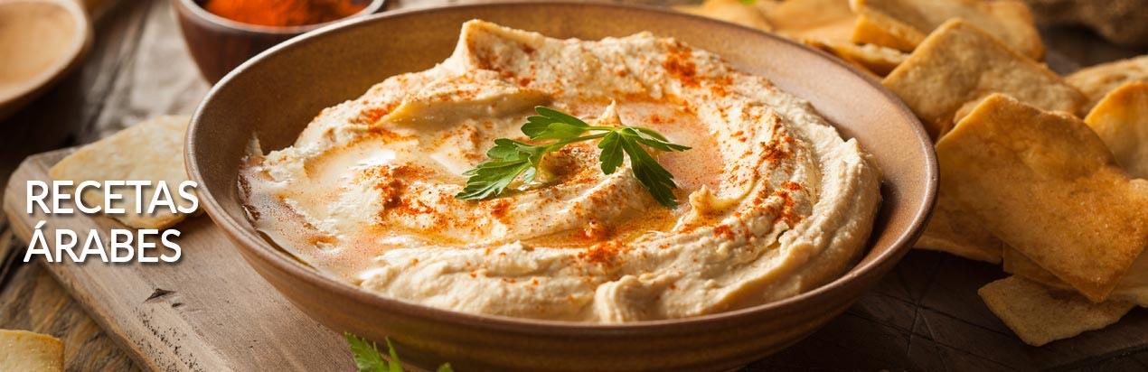 Cocinar Comida Árabe