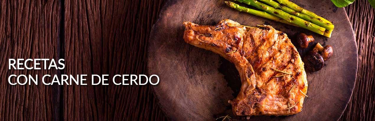 Recetas con Carne de Cerdo