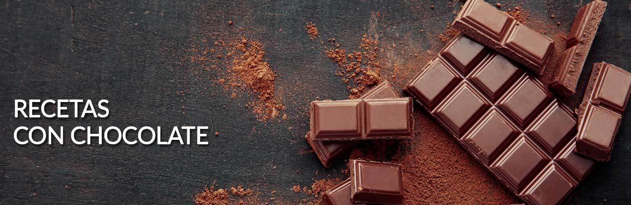 Recetas con Chococate