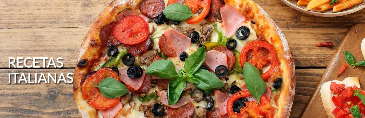 Cocinar Comida Italiana