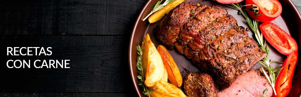 Recetas de cocina con Carne