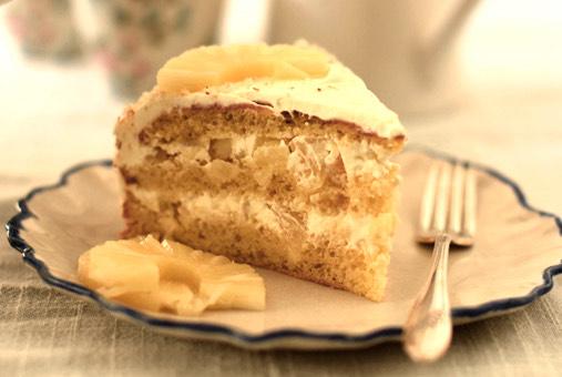 ¿Cómo hacer torta de piña?